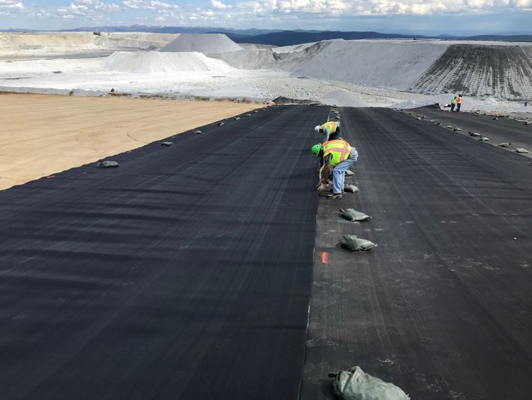 HDPE Liner and Piping